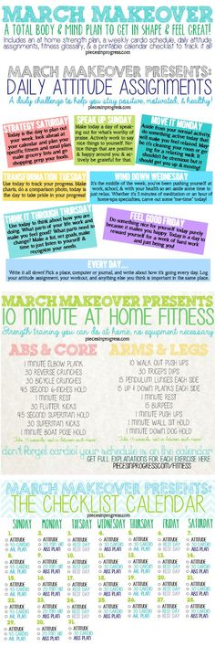 Pieces in Progress: Living fit, healthy, & happy! : Photo