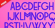 Lots of free fonts.