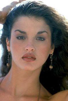 "Janice Dickinson when she was a ""supermodel"""