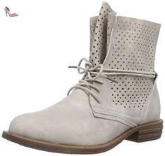 Boot, Bottes mi-Hauteur avec Doublure Chaude Femme Gris (210 Graphite) 41 EUJane Klain
