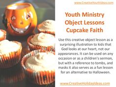 Youth Ministry Object Lessons: Cupcake Faith
