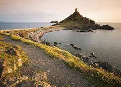 île sanguinaire, Ajaccio, Corse