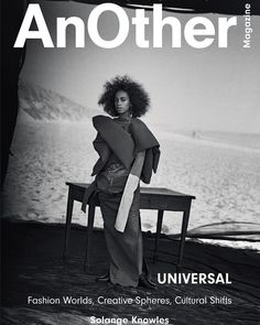 Solange (@saintrecords) by Peter Lindbergh on Instagram: for AnOther Magazine