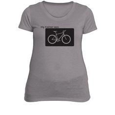 Bike - Women's Fitness T-Shirt