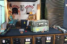 Things to do in Vegas during 2014. Including hug a lion cub & visit the zombie apocalypse store!