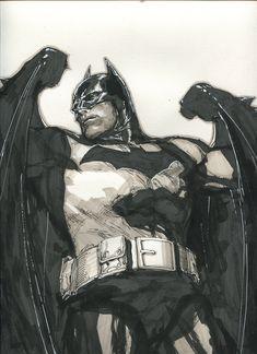 Batman by Leinilyu