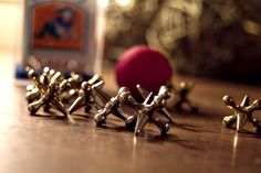 Jacks ~ Oh my one of my fav games growing up. Me, my sisters and girlfriends would play for hours.