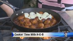Super Bowl Smokehouse Meatball Subs | Cookin' Time With H-E-B  - Home