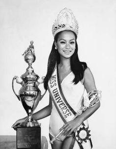 Gloria Diaz, Miss Universe 1969.