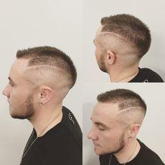 More Line Work By Josh Wampler Wamplers Barber Co