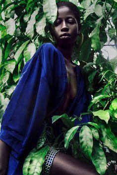 Matyy Sall by Naomi Akvama (boho summer photography)