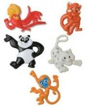 VBS-Pandamania-Bible Memory Buddies  (Package of 5)