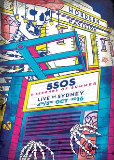 Dating 5sos would include in Sydney