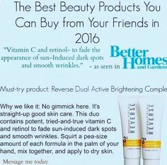 This says to mix it on your palm but if you mix it on the back of your hand you'll reap the benefits there too!! PM me do more details or follow the link in my bio. #antiaging #premiumskincare #rollbacktime #rodanandfields #realresults by so_utah_rf_consultant