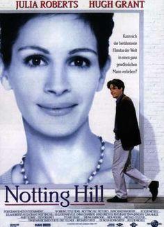 Um Lugar Chamado Notting Hill - Conheça o bairro mais charmoso de Londres e todas as suas peculiaridades nesse romance, que conta a história de amor entre uma grande estrela de cinema e um simples dono de livraria.