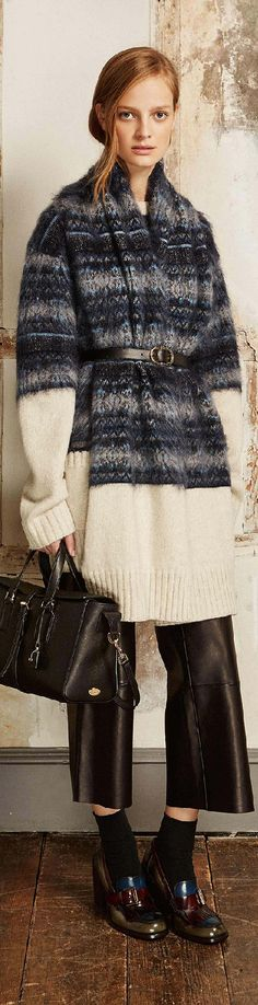 Mulberry Pre-Fall 2015