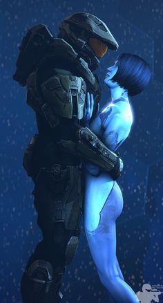 Master Chief & Cortana