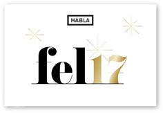 Con nuestros mejores deseos, para que tengas un 2017 absolutamente brillante.