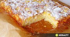 Kevert almás sütemény Glaser konyhájából recept képpel. Hozzávalók és az elkészítés részletes leírása. A kevert almás sütemény glaser konyhájából elkészítési ideje: 50 perc Sweet Recipes, Banana Bread, Camembert Cheese, French Toast, Food And Drink, Yummy Food, Treats, Snacks, Cinnamon