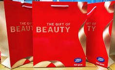 Just arrived! Luxury carrier bags we made for Boots Ireland! to promote your business! Promote Your Business, Feel Good, Ireland, Packaging, Luxury, Boots, Products, Crotch Boots, Feeling Great Quotes