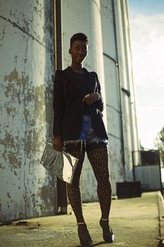 BGLH Style: Diamond in Texas | Black Girl with Long Hair