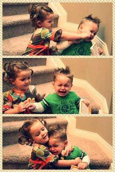 Tough Sisterly Love