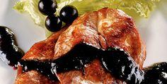 Receita de filé de frango ao molho de jabuticaba