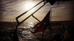 Tilbakeblikk fra sensommeren. Seiltur fra Kristiansand til Stavanger#norway #sailboat #sailing #quietbeforethestorm by hrldr