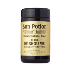 Shop Sun Potion He Shou Wu at wholesale price only at ThriveMarket.com