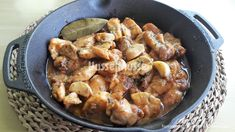 Spaanse knoflook kip Isagenix, Nye, Fish Recipes, Delicious Food, Food And Drink, Favorite Recipes, Meat, Chicken, Ethnic Recipes
