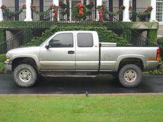 1999 chevy silverado 1500 lifted - Google Search