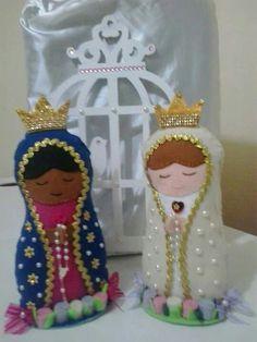 Stas Xmas Ornaments, Miniture Things, Felt Animals, Diy Toys, Felt Crafts, Wool Felt, Catholic, Christmas Crafts, Cross Stitch