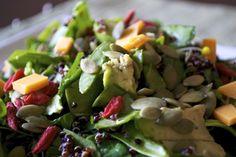 Avocado n' Sprouts Salad