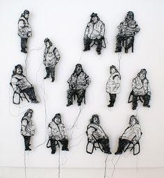 Caroline Schofield Visual Artist