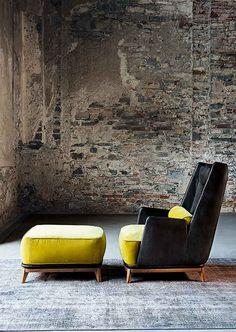 430 OPERA POLTRONCINA ALTA CB  Seat cover in fabric or leather. Back cover in leather. Fabric cover completely removable.To purchase these items contact RADform at +1 (416) 955-8282 or info@radform.com #moderndesign #interiordesign #contemporarydesign #radform #architecture #luxury #homedecor #italianfurniture #leatherarmchair #vibieffe