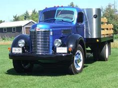 1948 International Harvester KB-7