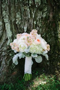 Rose, Hydrangea and Stock Bouquet