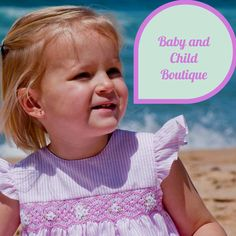 Hey guys! Baby and Child boutique has stormed into Pinterest and are here to stay!