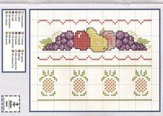 cenefas de frutas