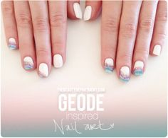 geode nail art the beauty department.......this looks like an easy must try. So cute and colorful!