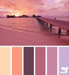 Beautiful color palette...