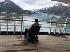 Glacier Bay Nat Pk & Pre - Cliff on Deck