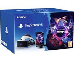 bebfed70ae8 Sony PlayStation VR Headset V2 + Camera V2 - Headtracking-system - Sony  PlayStation 4