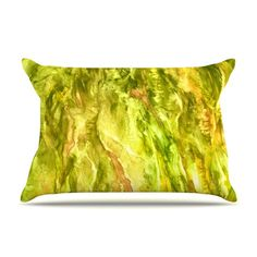 """Rosie Brown """"Tropical Delight"""" King Pillow Case - Outlet Item from KESS InHouse"""