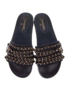 131e59003755 27 Best Chanel sandals images