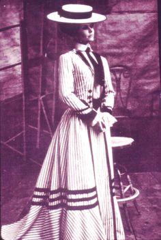 Vintage Fashion Guild  1900s