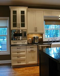 Elegant Kitchen Cabinets 10 Foot Ceiling