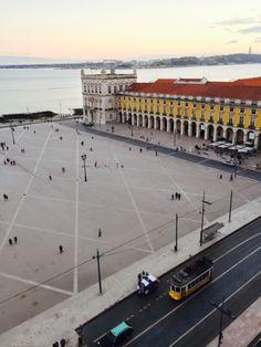 Praça do Comércio, Lisbon | Portugal (by Nacho Coca)