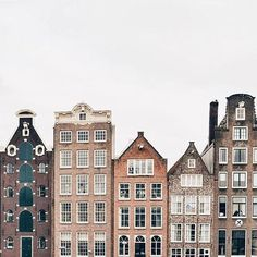Winter and the architecture in Amsterdam make a lovely pair @letsgrabacuppa