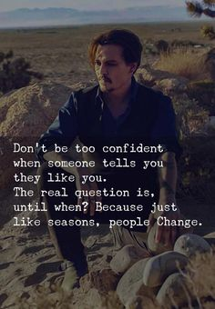 Don't be too confident, people change and so do feelings. Wise Quotes, Attitude Quotes, Words Quotes, Motivational Quotes, Funny Quotes, Inspirational Quotes, Trust No One Quotes, No Trust, Romance Quotes